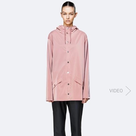 Gorgeous RAINS jacket